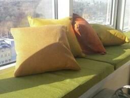 Декоративные подушки. Диванные подушки и валики. Декор.