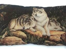 Декоративные подушки из гобелена