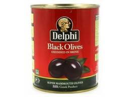 Delphi / Делфи Крупные маслины с косточкой , 850 мл Греция