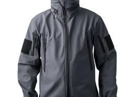 Демисезонная куртка SW001 (grey)