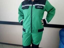 Демисезонный костюм, рабочая одежда