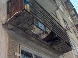 Демонтаж Балкона на Балконе