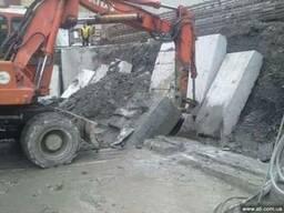 Демонтаж бетона безударным методом Киев, Запорожье, Днепр.
