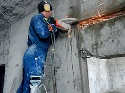 Демонтаж демонтажные работы проемы снос домов сараев