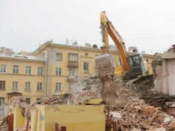 Демонтаж домов Боярка, пристроек, сараев вывоз мусора