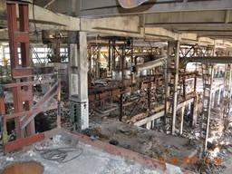 Демонтаж металевих конструкцій