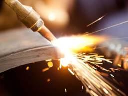 Демонтаж порезка металлоконструкций