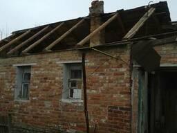 Демонтаж, разборка дома, зданий Харьков