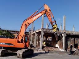 Демонтаж • Снос • Демонтаж зданий • Снос зданий