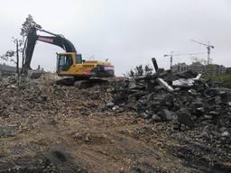 Демонтаж снос зданий