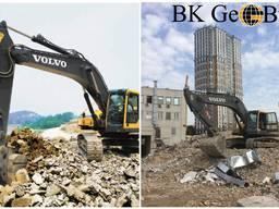 Демонтаж снос зданий Киев