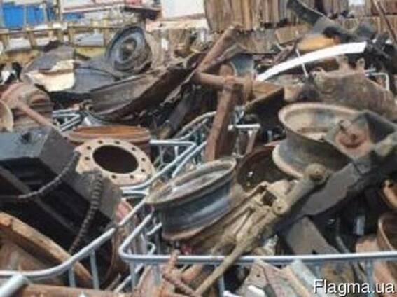 Демонтаж, вывоз, утилизация металлолома Одесса