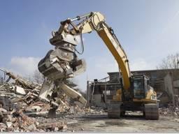 Демонтажные Работы, Демонтаж, разборка, домов, стен Киев, мо