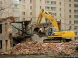 Демонтаж зданий сооружений - фото 2