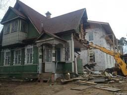 Демонтажные работы Буча , погрузка и вывоз мусора Ворзель