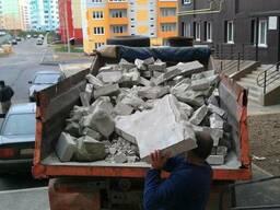 Вывоз строительного мусора, Вивіз сміття, хлама. Ирпень Буча