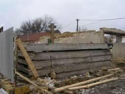 Демонтажные работы, разборка зданий