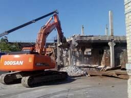 Демонтажные работы, снос строений, демонтаж зданий - photo 2