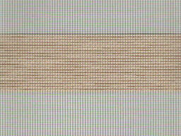 Рулонні штори День-ніч міні Антик зебра темний бежевий 2081