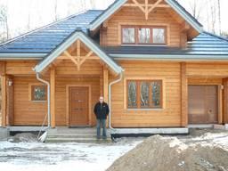 Дерев'яні будинки Archiline - фото 7