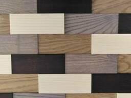 Дерев'яний декор стін: панелі Ethno Jazz