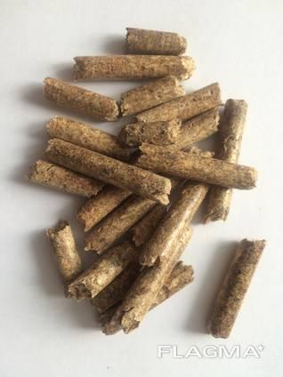 Деревна паливна гранула( пеллета)