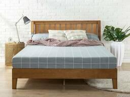 """Деревянная двухспальная кровать """"Астралис"""""""