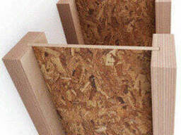 Деревянные двутавровые стойки и балки (ЭкоДвутавр)
