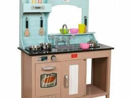 Деревянная эко кухня Avko «София» +12 предметов, съемные детали