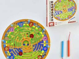 Деревянная игра Лабиринт на магнитах C 31324 24 SKL11-219739