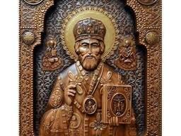 """Икона """"Святой Николай"""""""