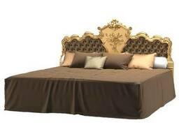 Деревянная кровать премиум-класса Под заказ