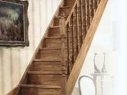 Деревянную Лестницу на Второй Этаж