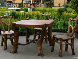 Деревянная мебель для сада, дачи и ресторана. Driftwood, руч