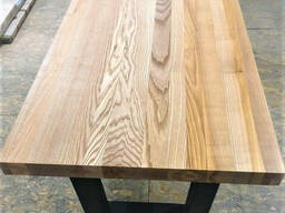 Деревянная мебель из термоясеня
