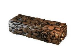 Деревянная резная шкатулка Код: ШД-5 Под заказ