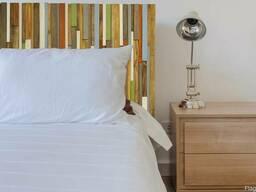 Деревянная спинка кровати, деревянное изголовье кровати