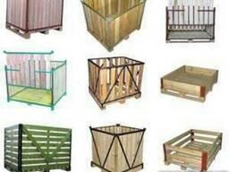 Деревянная тара, упаковка, деревянные ящики,корпусная мебель