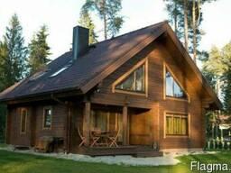 Продажа деревянных домов на Експорт