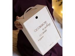Деревянный пенал подарочная упаковка с гравировкой, купить, Киев