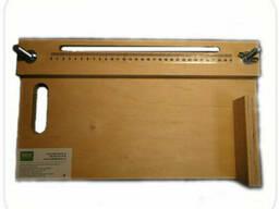 Деревянный станок для прошивки документов