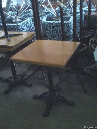 Деревянный стол б. у для кафе, бара, ресторана, кофейни, бист