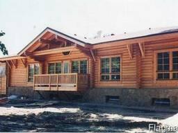 Деревянные дома. Дома из сип панелей