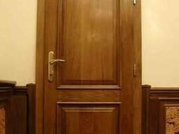 Деревянные двери, двери с массива на заказ