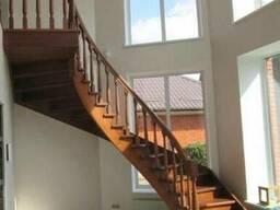 Лестницы, двери, мебель из дерева