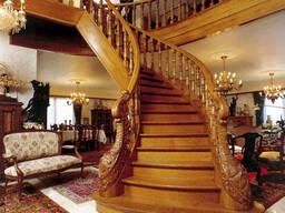 """Деревянные лестницы на второй этаж """"Восторг"""""""