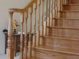 Деревянные лестницы на заказ в современном стиле