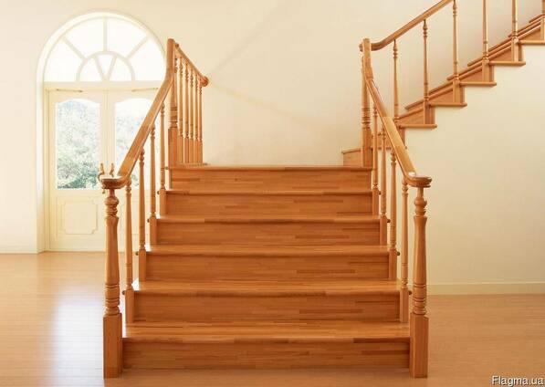 Деревянные лестницы недорого