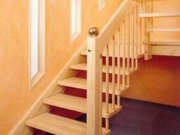 Деревянные лестницы – продажа