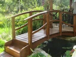 Деревянные мостики